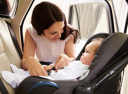 Jak podróżować z niemowlakiem?