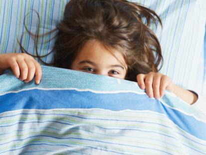 Jak pokonać dziecięcy strach