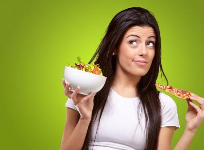 Jak pokonać napady głodu?