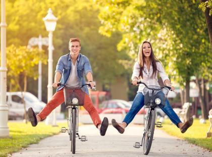 Jak Polacy korzystają z roweru?