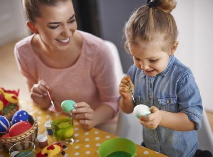 Jak Polacy przygotowują się do Wielkanocy?