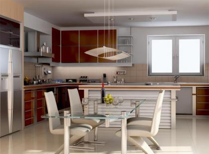 Jak połączyć kuchnię i pokój?