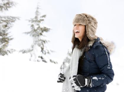 Jak polubić zimę?