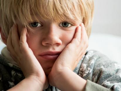 Jak pomóc dziecku w stresie?