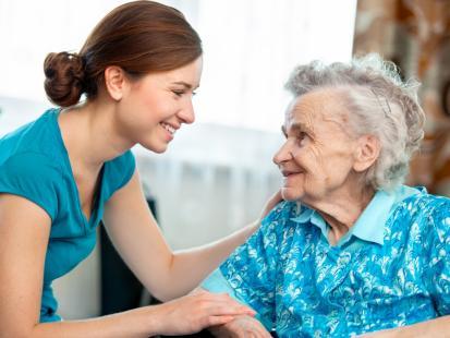 Jak pomóc osobie z chorobą Alzheimera