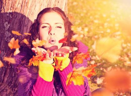 Jak poprawić sobie nastrój jesienią?