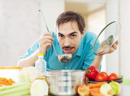 Jak powinien odżywiać się mężczyzna?
