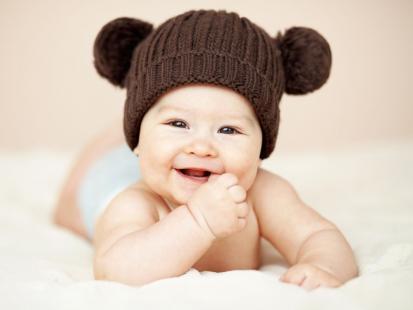 Jak powinno się rozwijać siedmiomiesięczne niemowlę?