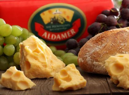 Jak powstaje żółty ser