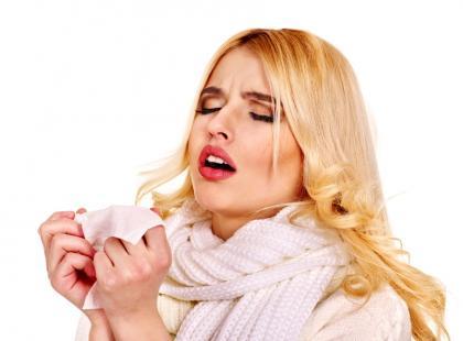 Jak prawidłowo kichać?