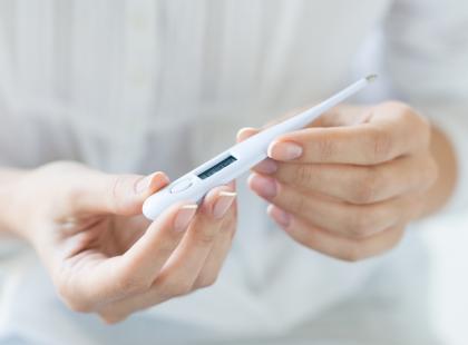 Jak prawidłowo mierzyć temperaturę ciała?