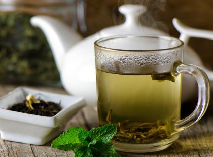 Jak prawidłowo zaparzyć zieloną herbatę?