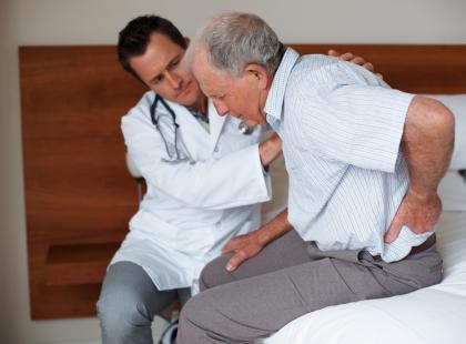 Jak prowadzić rehabilitację późnych objawów choroby Parkinsona?