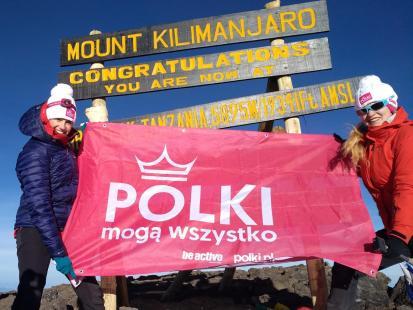 Jak przebiegał atak szczytowy na Kilimadżaro? Zobaczcie relację dziewczyn!