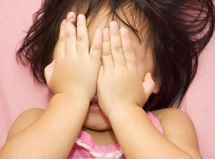 Jak przegonić dziecięce strachy