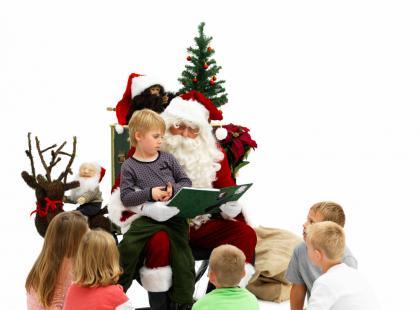 Jak przekonać dziecko, że Św. Mikołaj istnieje?
