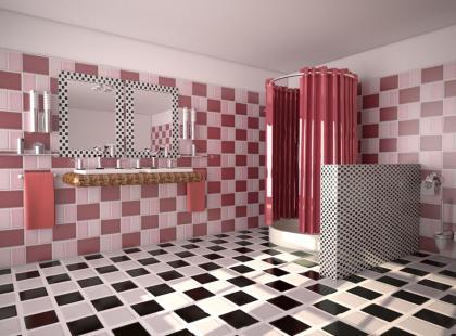 Jak przemalować płytki łazienkowe na inny kolor?