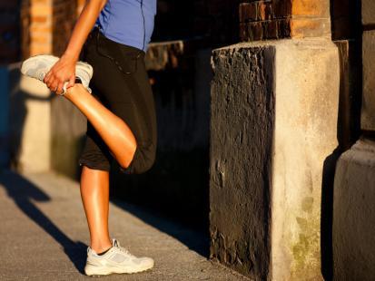 Jak przeprowadzić rozgrzewkę przed treningiem?