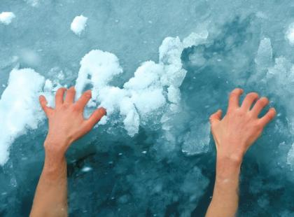 Jak przeżyć w zimnej wodzie?