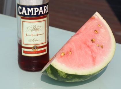 Jak przygotować dobry sorbet z campari?