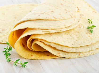 Jak przygotować domowe tortille?