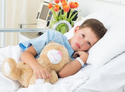Jak przygotować dziecko do pobytu w szpitalu?