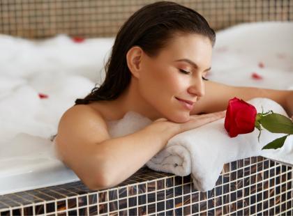 Jak przygotować kąpiel z borowiną?