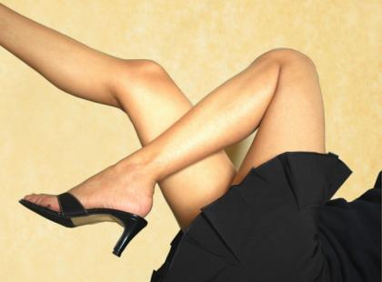 Jak przygotować nogi do tańca po całym dniu pracy?