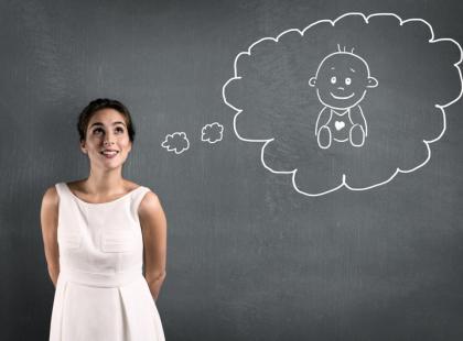 Pragnienie zajścia w ciążę/fot. Fotolia