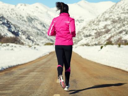 Jak przygotować się do zimowego biegania?
