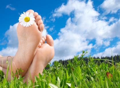 Jak przynieść ulgę zmęczonym nogom?