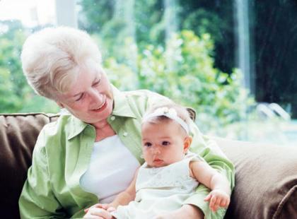 Jak radzić sobie z babcią