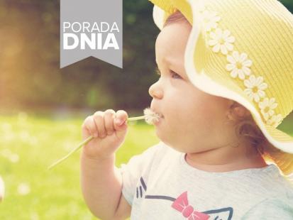 Jak radzić sobie z pokrzywką słoneczną u dziecka?