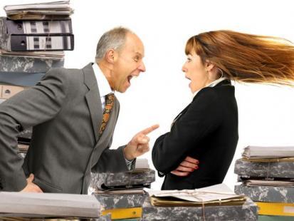 Jak radzić sobie z szefem–oskarżycielem?