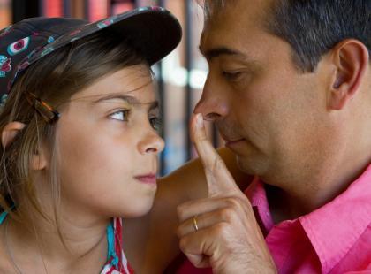 Jak reagować, gdy dziecko ciągle mówi NIE?