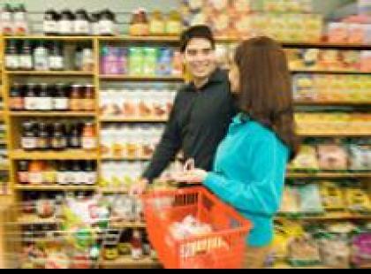Jak robić zakupy związane z jedzeniem