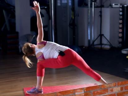 Jak rozciągać się po intensywnym treningu?