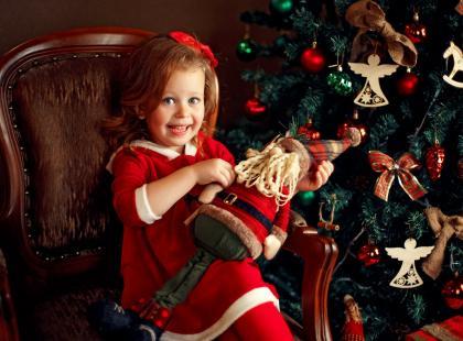 Jak rozmawiać z dzieckiem o Bożym Narodzeniu?