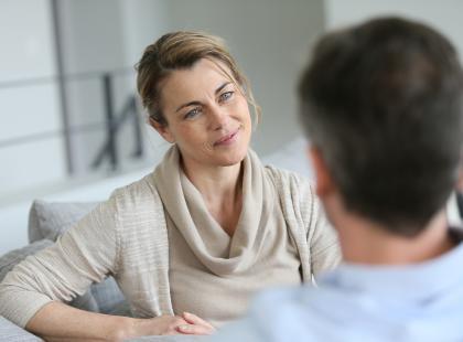 Jak rozmawiać z partnerem o jego chorobie?