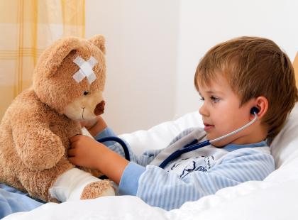 Jak rozpoznać choroby zakaźne u dziecka?