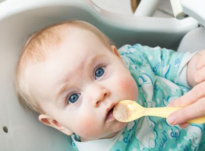 Jak rozpoznać poczucie głodu i sytości u dziecka?