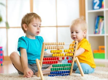 Jak rozwijać matematyczne zdolności przedszkolaka?