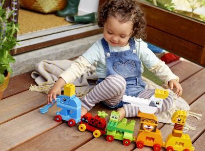 Jak rozwinąć wyobraźnię u dziecka? [Wideo]