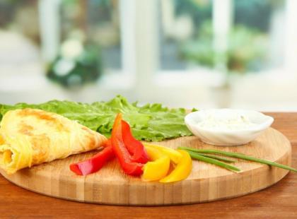 Jak serwować dania na desce?