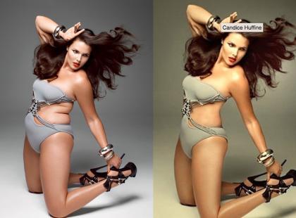 Jak się oszukuje Photoshopem. Zdjęcia przed i po znanych gwiazd rzucają światło na realia show-biznesu