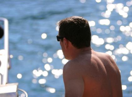 Jak się ratować - choroba morska i niebezpieczeństwo?