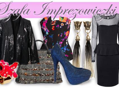 Jak się ubrać na imprezę? Moda 2011/2012!