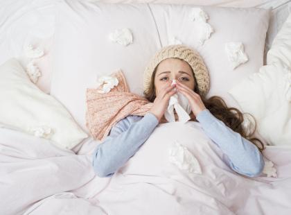 Jak się uchronić przed grypą?