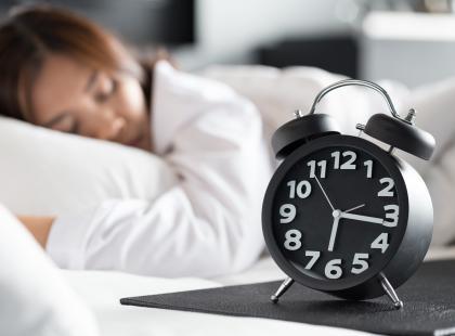 Jak się wyspać? Oto 10 rad!