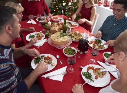 Jak się zdrowo odżywiać w święta?